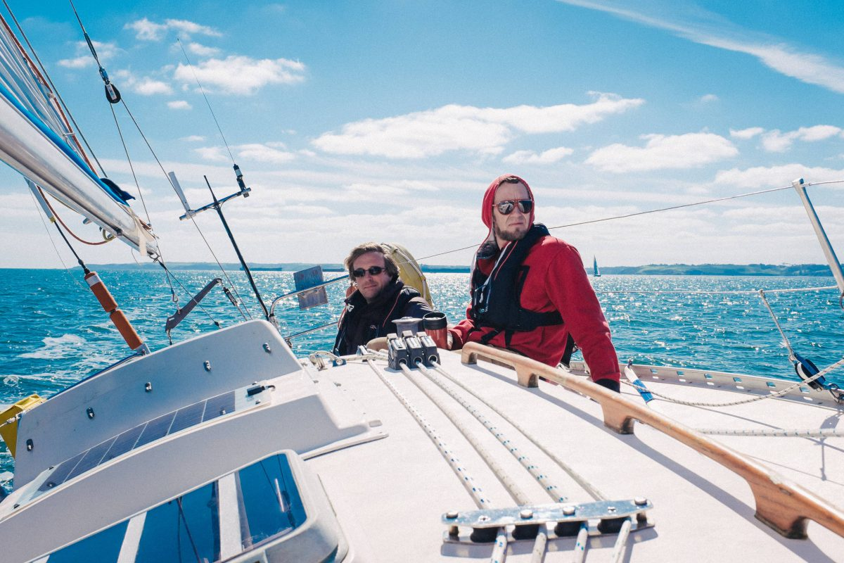 Trinity Race - The English Channel - Cornwall - 05/14