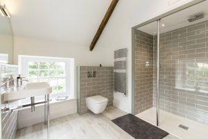 En-suite bathroom - Lizard, Cornwall - 2013