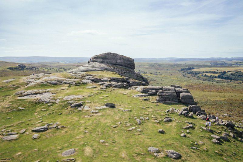 Haytor, Dartmoor - 08/13