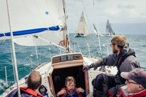 Sailing/Portrait - Falmouth - 04/2014