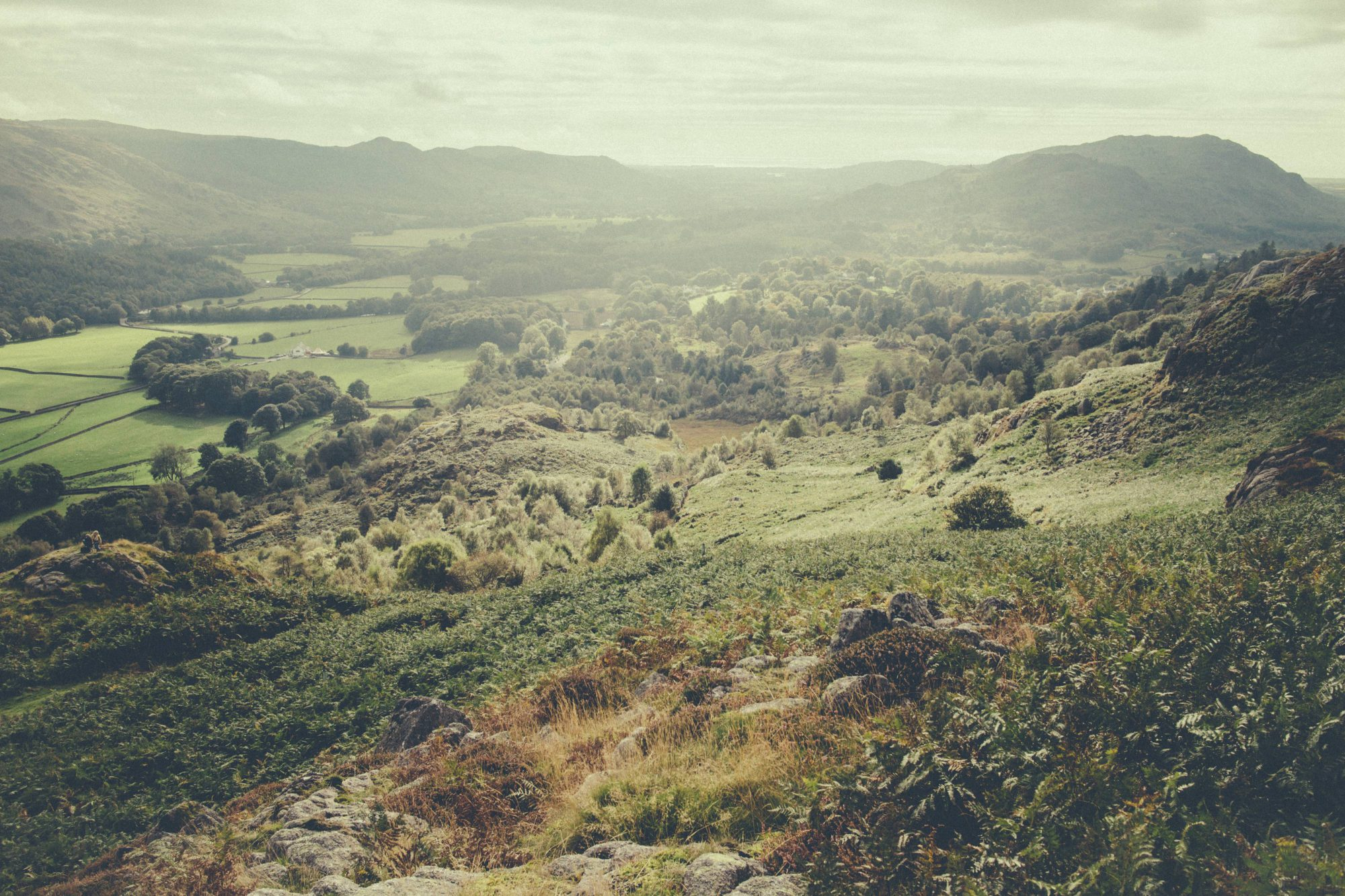 Eskdale, The Lake District - 09/13
